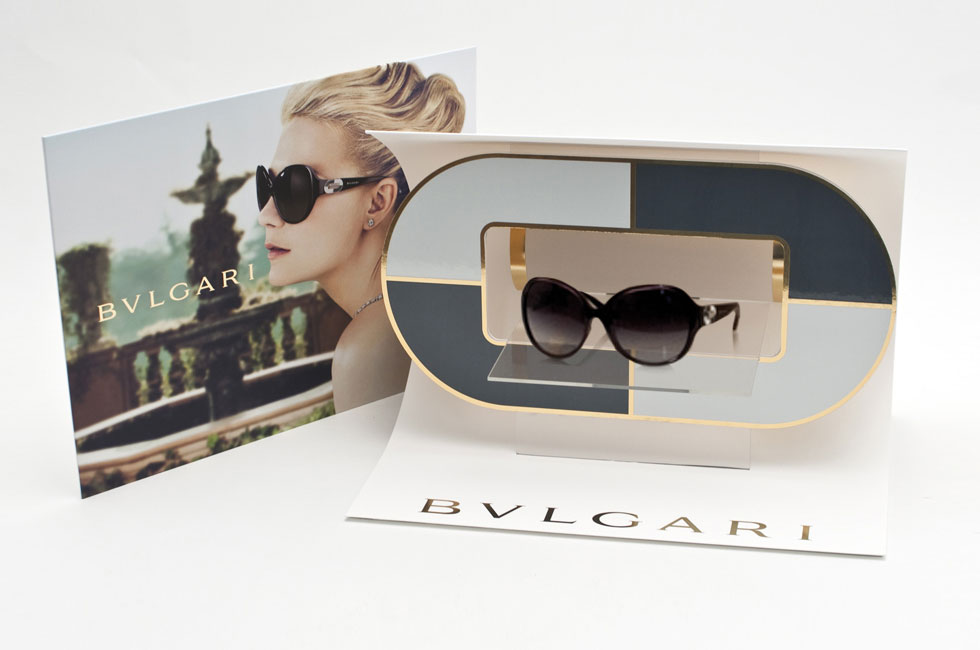 BULGARI ICONA Display