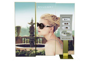 BULGARI ICONA dedicated window animation