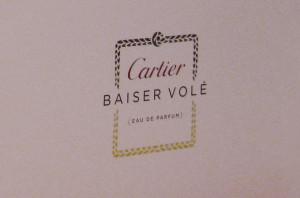 CARTIER BAISER VOLE'