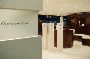 Baselworld booth design