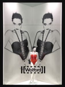 WOLFORD SPECIAL SHOP WINDOW