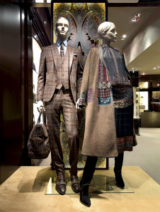 ETRO SHOP WINDOWS
