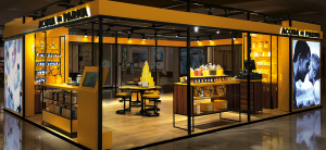ACQUA DI PARMA _ Pop Up Store