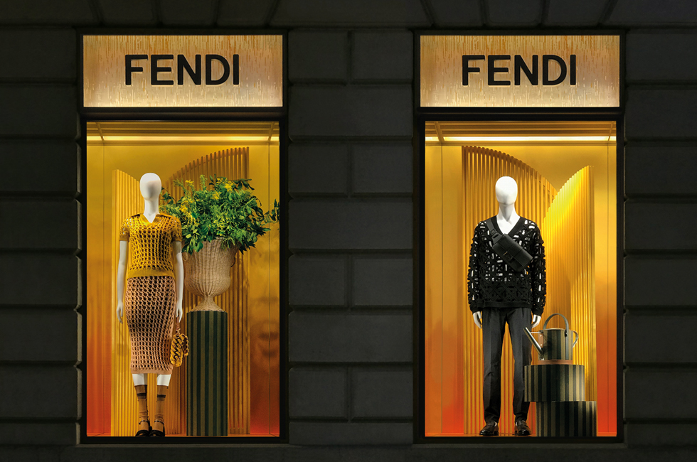 FENDI_SHOP WINDOW_2020
